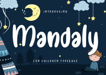 Mandaly Free Font