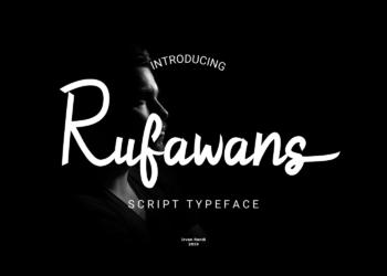 Rufawans Free Font