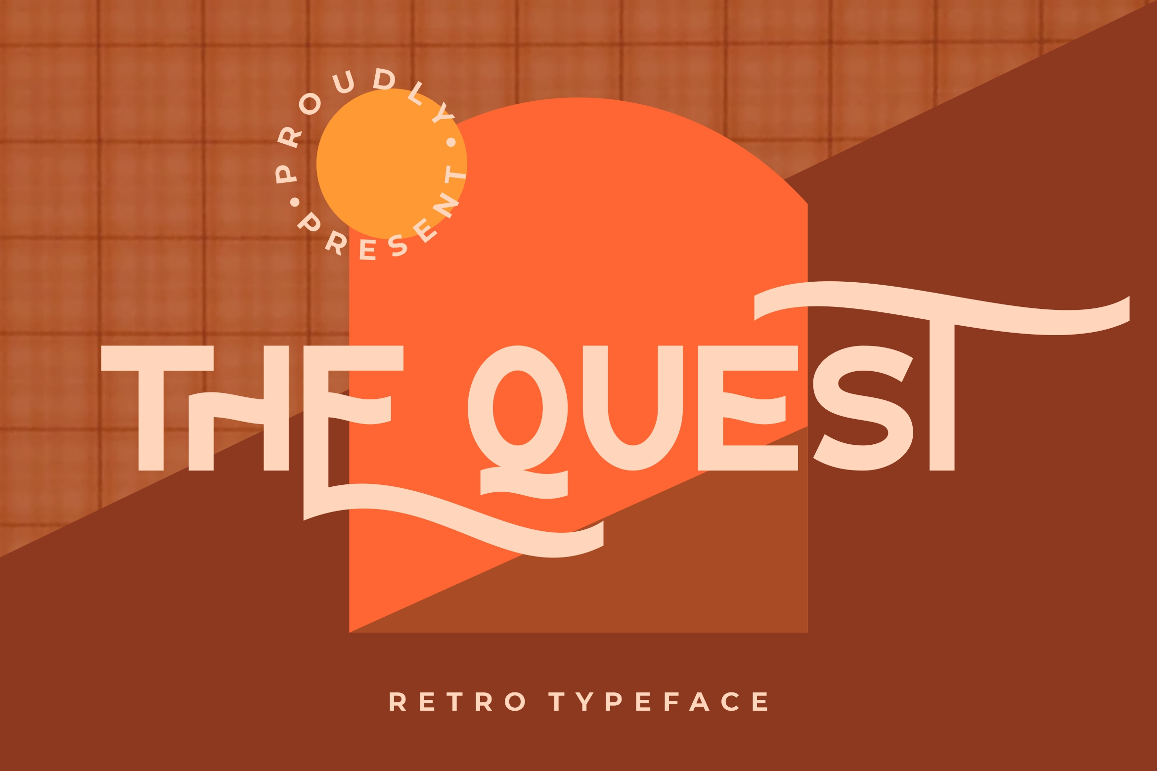 The Quest Free Font