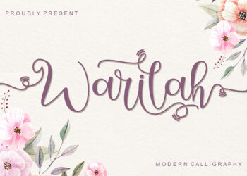Warilah Free Font
