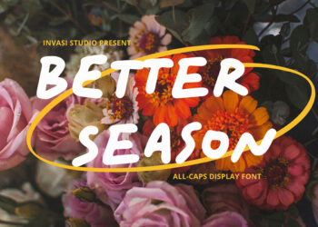 Better Season Free Font
