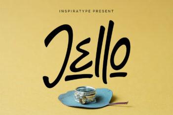 Jello Free Font