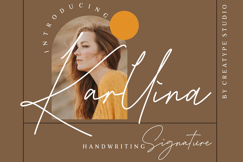 Karllina Free Font