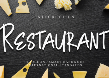 Restaurant Free Font