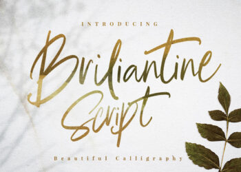 Briliantine Free Font