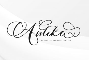 Antika Free Font