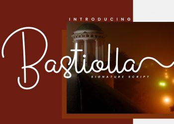 Bastiolla Free Font