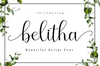 Belitha Free Font
