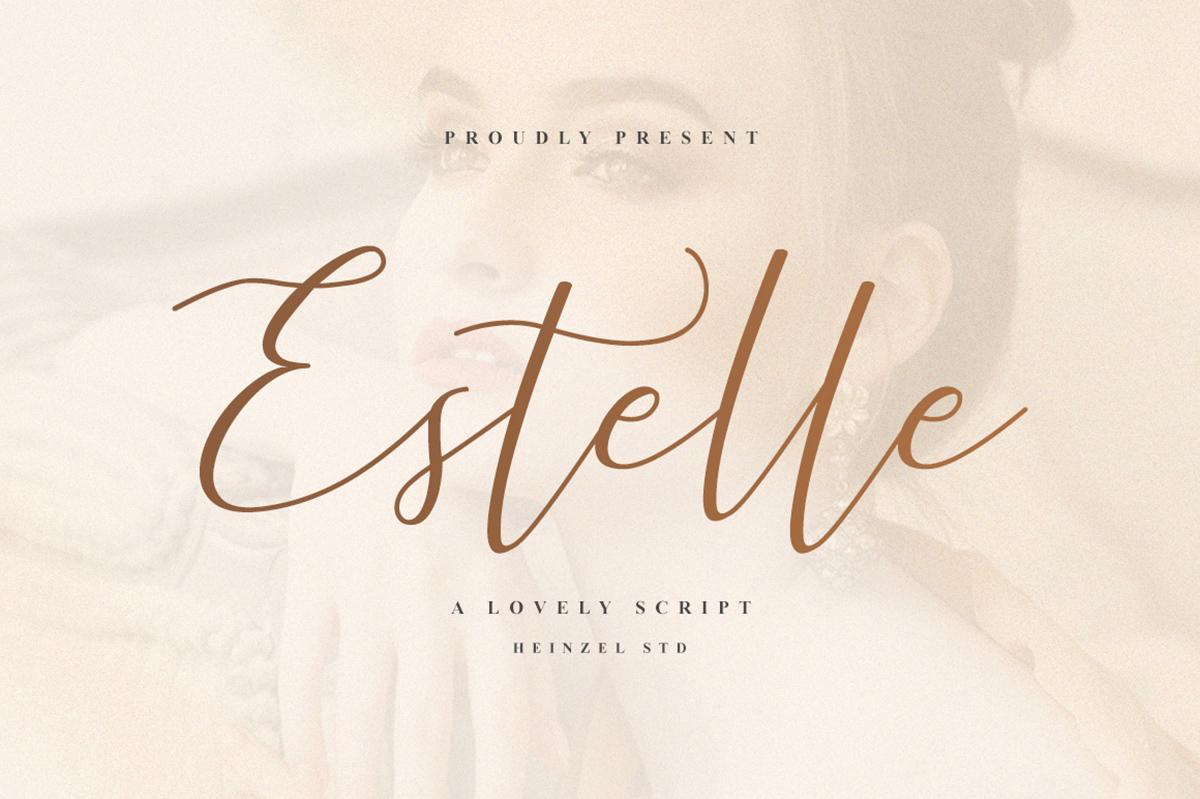 Estelle Free Font