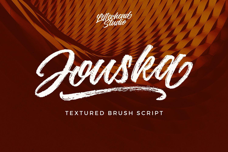 Jouska Free Font