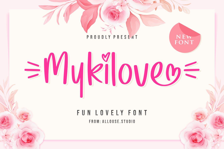 Mykilove Free Font