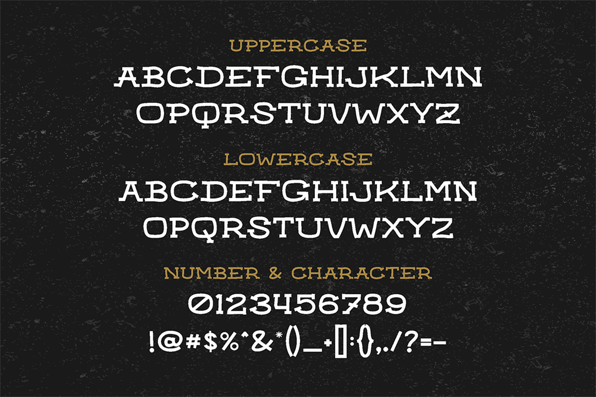 Retro Badger Free Font