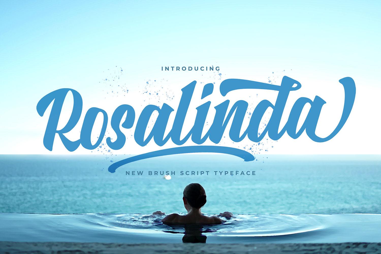 Rosalinda Free Font