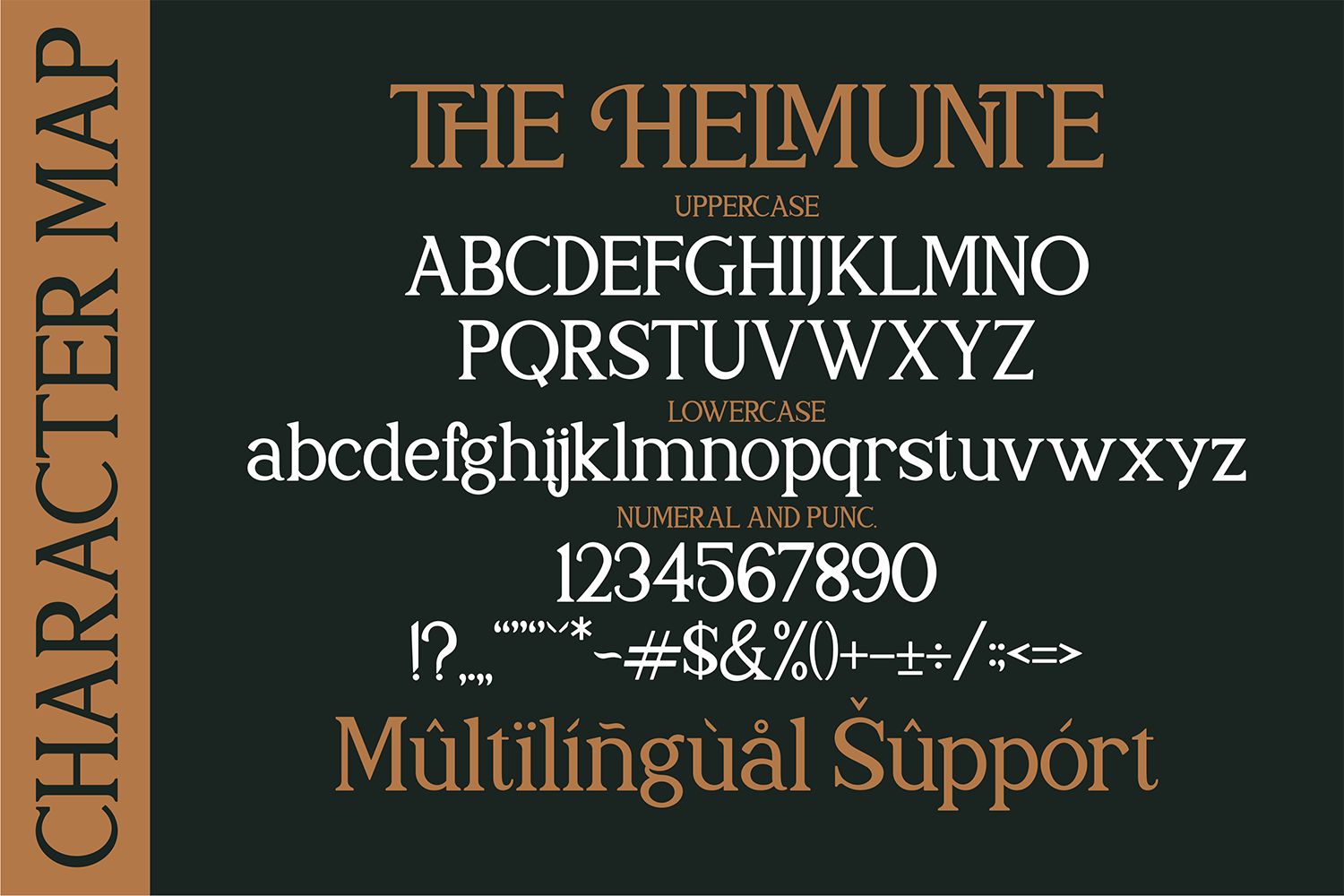 The Helmunte Free Font