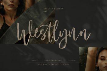 Westlynn Free Font
