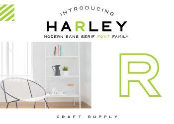 CS Harley Free Font