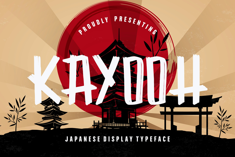 Kayooh Free Font