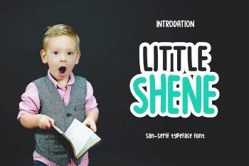 Littlesine Free Font