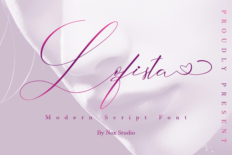 Lofista Free Font