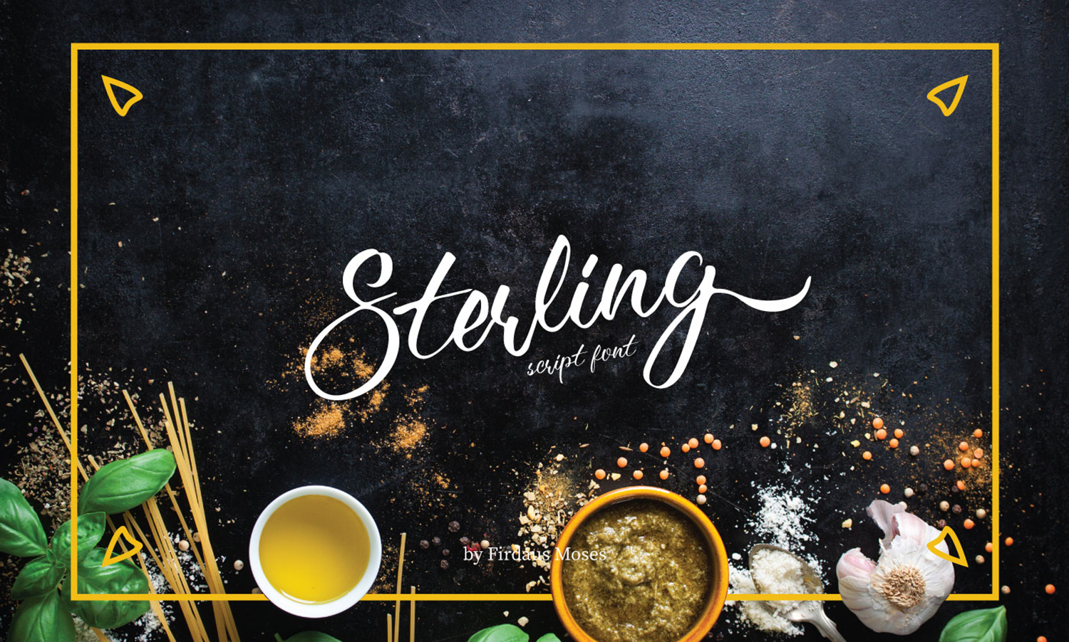 Sterling Free Font
