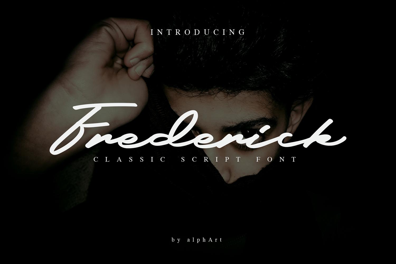 Frederick Free Font